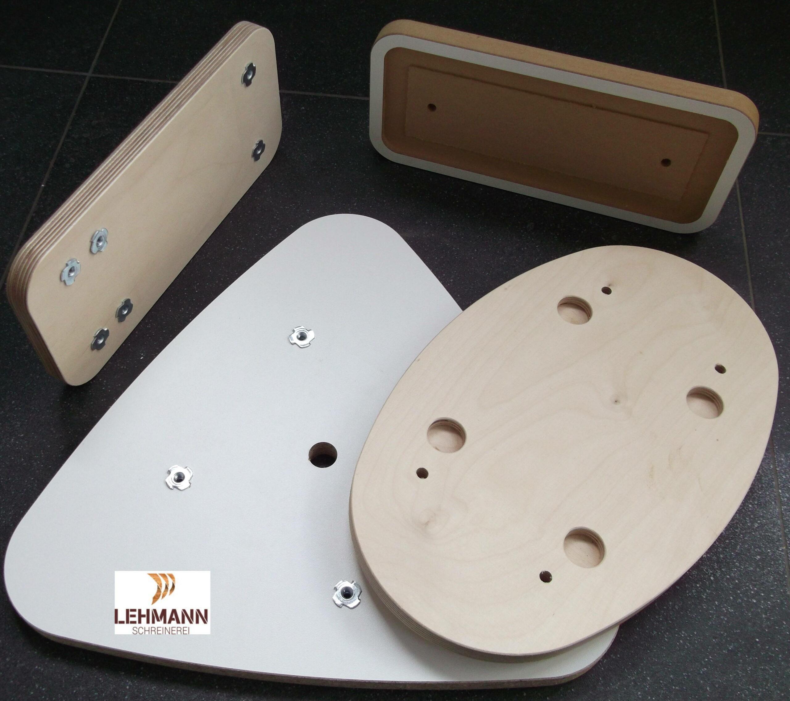 CNC Holzteile