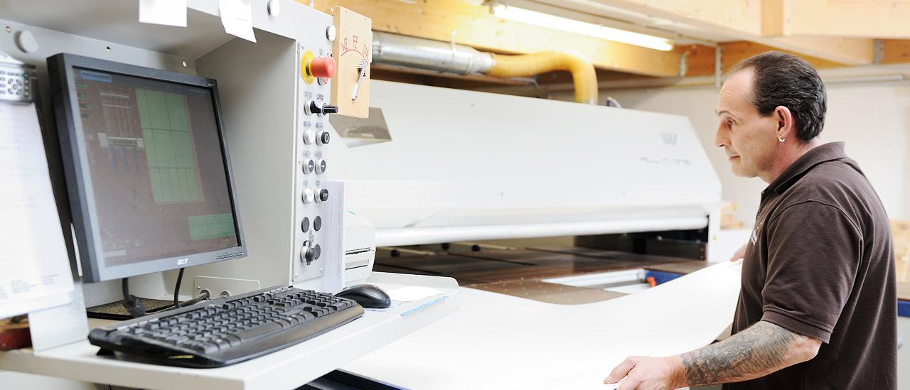 CNC -Fertigung für Industrie