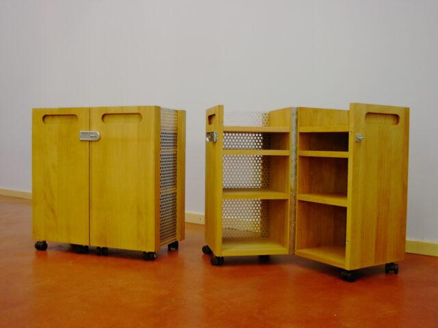 Serienanfertigung - Werkstattcontainer